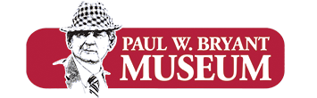 Paul W. Bryant Museum home page